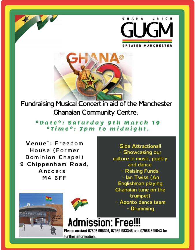 Events – Ghana Union Of Greater Manchester